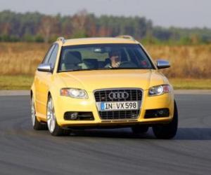 Picture of Audi S4 Avant (B7)