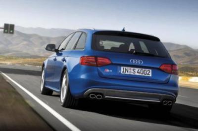 Image of Audi S4 Avant