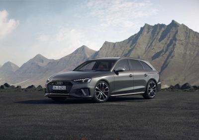 Image of Audi S4 Avant TDI
