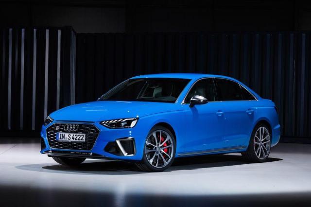 Image of Audi S4 TDI