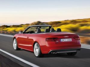 Photo of Audi S5 Cabriolet 8F7