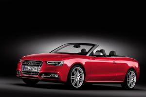 Picture of Audi S5 Cabriolet (8F7)