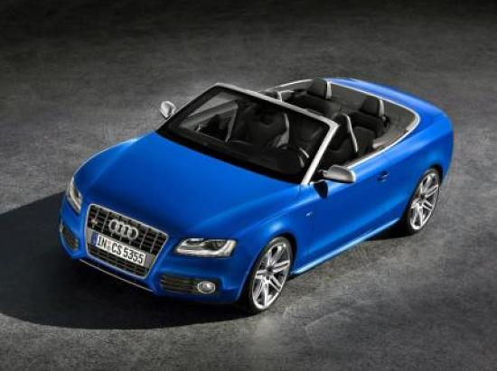 Image of Audi S5 Cabriolet
