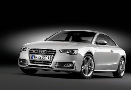 Image of Audi S5 Coupe