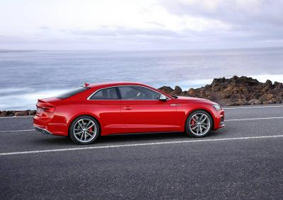Image of Audi S5 Coupé