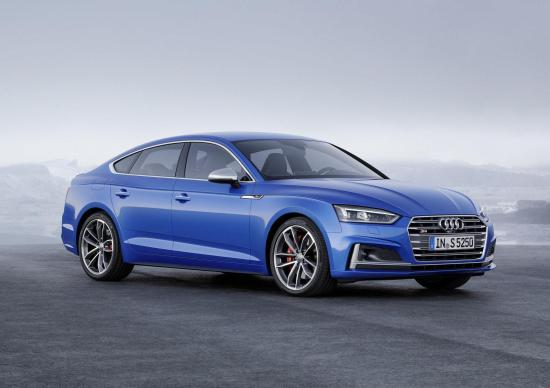 Image of Audi S5 Sportback