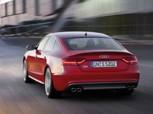 Photo of Audi S5 Sportback  8TA facelift