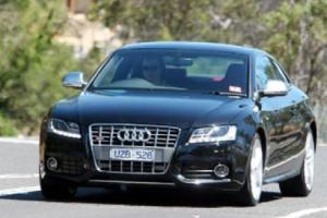 Picture of Audi S5 (8T3)