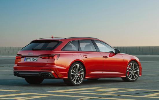 Image of Audi S6 Avant TDI