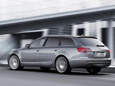 Image of Audi S6 Avant