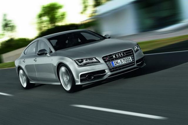 Image of Audi S7 Sportback