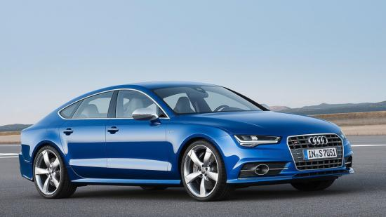 Image of Audi S7