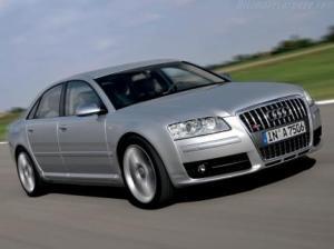 Photo of Audi S8 D3