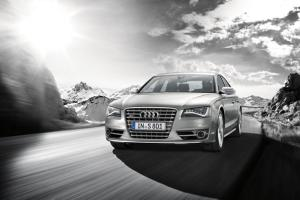 Picture of Audi S8 (D7)