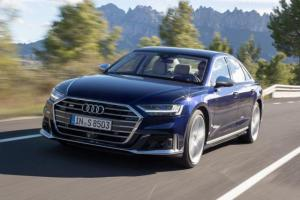 Picture of Audi S8