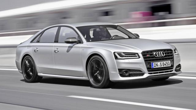 Image of Audi S8 Plus