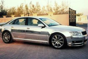 Picture of Audi S8 (D3)