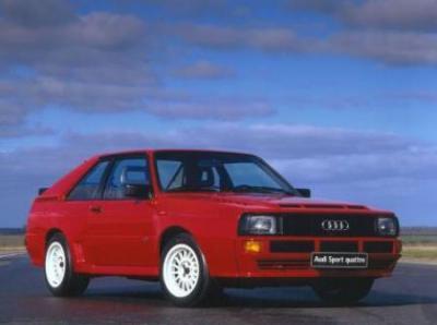 Image of Audi Sport Quattro