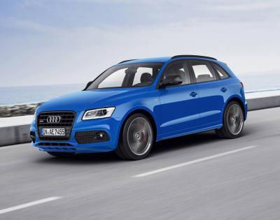 Image of Audi SQ5 Plus TDI