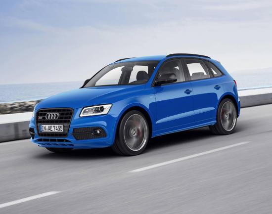 Image of Audi SQ5 Plus TDI