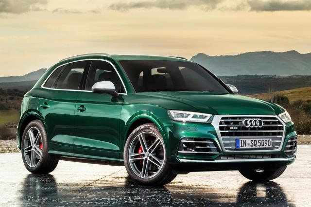 Image of Audi SQ5 TDI