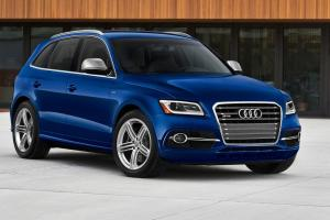 Picture of Audi SQ5 TFSI (8R)