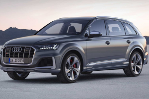 Picture of Audi SQ7 4.0 TFSI