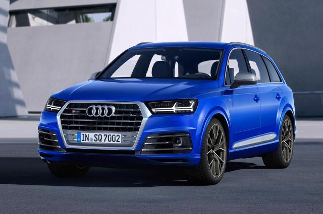 Image of Audi SQ7 4.0 TDI