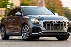 Picture of Audi SQ8