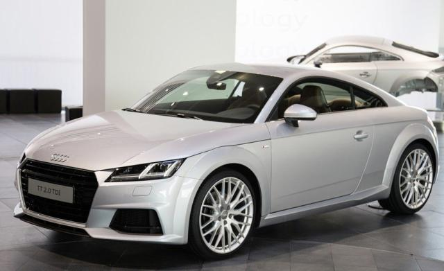 Image of Audi TT 2.0 TDI Ultra