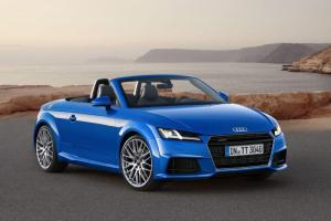 Picture of Audi TT Roadster 2.0 TDI (Mk III)