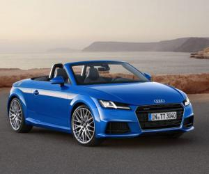 Picture of Audi TT Roadster 2.0 TDI