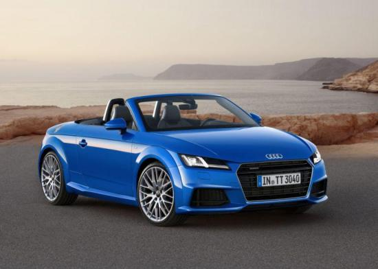 Image of Audi TT Roadster 2.0 TDI