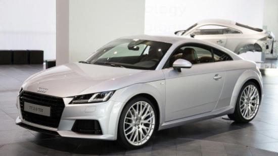 Image of Audi TT 2.0 TFSI Quattro