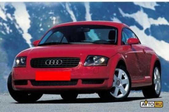 Image of Audi TT