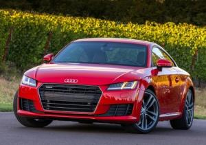 Photo of Audi TT Coupe 2.0 TFSI