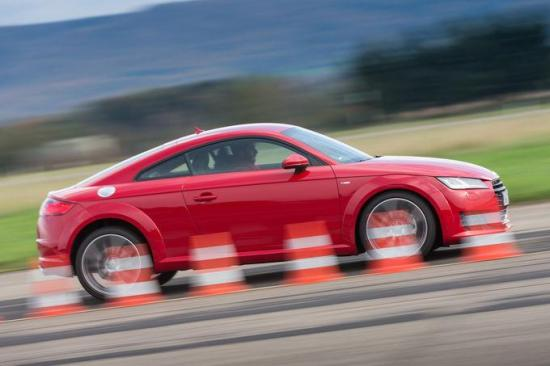 Image of Audi TT Coupe 2.0 TFSI