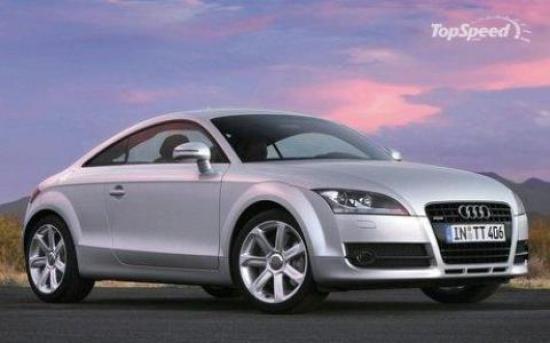 Image of Audi TT Coupe 1.8 TFSI