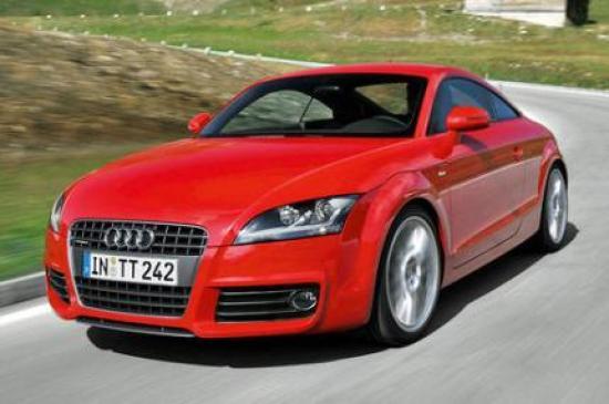 Image of Audi TT Coupe 2.0 TDI quattro