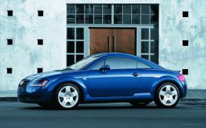 Photo of Audi TT Coupe quattro Mk I