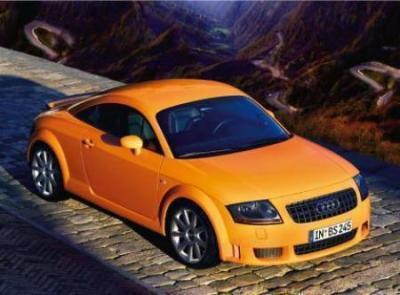 Image of Audi TT Coupe quattro