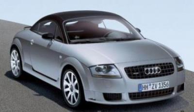 Image of Audi TT Quattro Sport