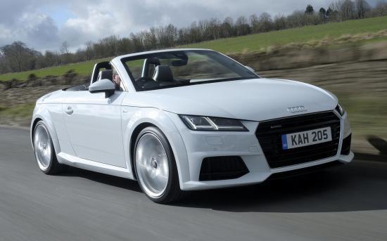Image of Audi TT Roadster 2.0 TFSI