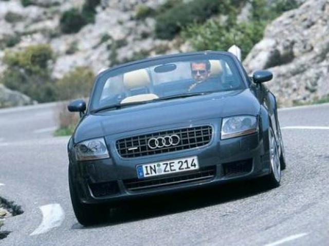 Image of Audi TT Roadster 3.2 Quattro