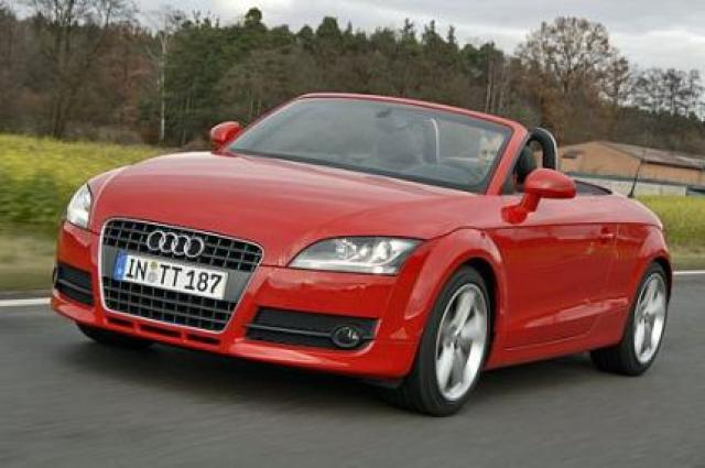 Image of Audi TT Roadster 3.2