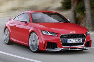 Picture of Audi TT RS Coupe (Mk III)