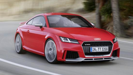 Image of Audi TT RS Coupe