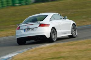 Photo of Audi TT RS Coupe Mk II