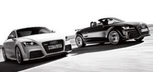 Photo of Audi TT RS Coupe