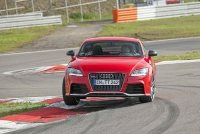 Image of Audi TT RS Plus